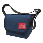 Manhattan Portage Vintage Messenger Bag JR, Small, Navy (1605V-JR NVY)