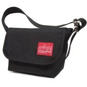 Manhattan Portage Vintage Messenger Bag JR, Small, Black (1605V-JR BLK)