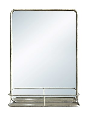 Creative Co-Op Waterside Metal Wall Mirror w/