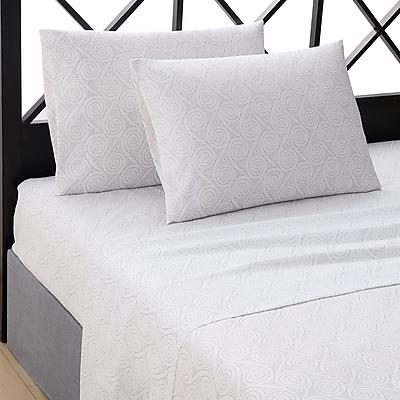 Ellison First Asia Nautilus 4 Piece Sheet Set; Twin WYF078280055179