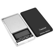 Insten® COTHDIGSCLE2 10.5 oz. Digital Pocket Scale, Black/Silver