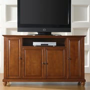 Darby Home Co Brecht 60'' TV Stand; Classic Cherry