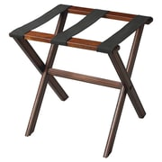 Darby Home Co Thornport Luggage Rack; Plantation Cherry