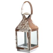 Foreign Affairs Home Decor Safari Metal Lantern