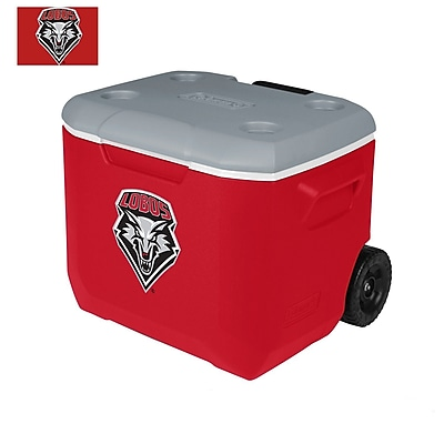 Coleman 60 Qt. NCAA Performance Cooler; New Mexico Lobos WYF078280038353