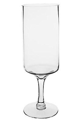 CYSExcel Glass Hurricane; 16'' H x 6'' W x 6'' D WYF078280039429