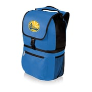 Picnic Time 20 Can Zuma Cooler Backpack; Golden State Warriors/Blue