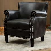 Comfort Pointe Holly Club Chair; Charcoal