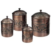 Old Dutch Heritage 4-Piece Canister Set