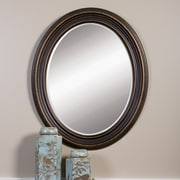 Darby Home Co Burnes Oval Wall Mirror