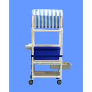 Care Products, Inc. 48 Qt. Hydration Rolling Ice Cart