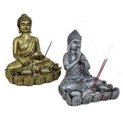 Essential Decor & Beyond Buddha Incense Candle Holder