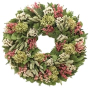 Floral Treasure Miranda Rose Garden 21'' Wreath