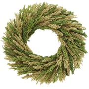Floral Treasure Simple Beauty Wreath; 16''