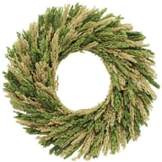 Floral Treasure Simple Beauty Wreath; 18''