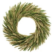 Floral Treasure Simple Beauty Wreath; 22''
