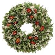 Floral Treasure Country Fair Wreath; 30''