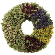 Floral Treasure Flourish Wreath; 30''