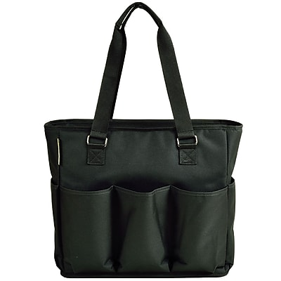 Picnic At Ascot 3 Can Large Insulated Multi Pocket Tote Cooler WYF078280045918