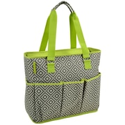 Picnic At Ascot 3 Can Large Insulated Multi Pocket Tote Cooler