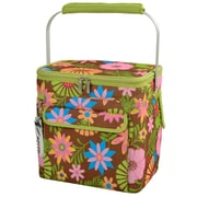 Picnic At Ascot 24 Can Floral Wine and Multi Purpose Picnic Cooler