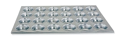 Update International 24 Cup Aluminum Muffin Pan WYF078280047415