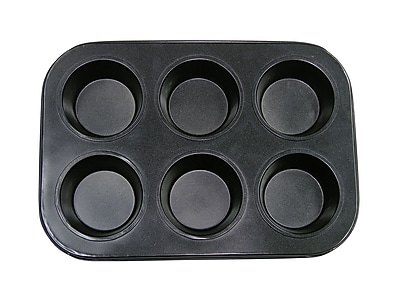 Update International 6 Cup Non-Stick Muffin Pan WYF078280047417