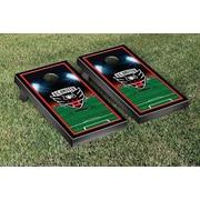 Victory Tailgate MLS Team Soccer Field Version 1 Cornhole Game Set; DC United