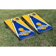 Victory Tailgate NCAA Triangle Version Cornhole Game Set; Texas A&M Central Texas Warriors