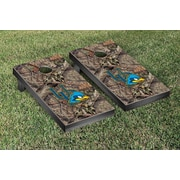 Victory Tailgate NCAA Mossy Oak Version 1 Cornhole Game Set; North Dakota State NDSU Bison