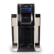 Touch Beverages Coffee Maker; Black/Silver