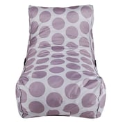 UtopiaAlley Milan Polka Dot Indoor/Outdoor Casual Kids Chair