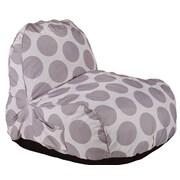 UtopiaAlley Milan Polka Dot Indoor/Outdoor Casual Chair