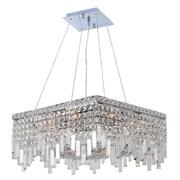 Worldwide Lighting Cascade 12-Light Crystal Chandelier