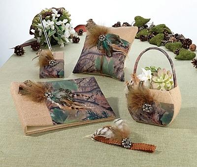 Lillian Rose Camouflage Wedding Set WYF078280164425