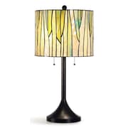 HomeTREND Barossa 30'' Table Lamp; Green