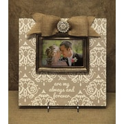 Carpentree Faith Tan Wedding Picture Frame