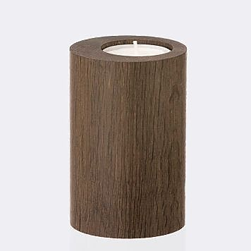 Scantrends Ferm Living Candlestick; Smoked Oak WYF078280046612