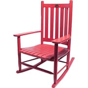 Dixie Seating Bob Timberlake ''The Lodge'' Rocking Chair; Barn Door Red