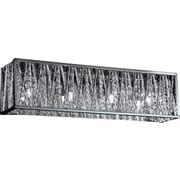 Z-Lite Terra 4-Light Bath Bar; Halogen