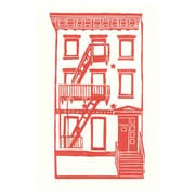 McGaw Graphics Williamsburg Building 7 Graphic Art on Paper