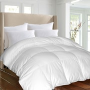 Blue Ridge Home Fashion Lightweight Down Comforter; King