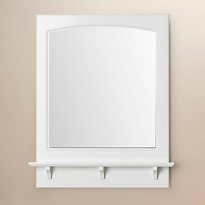 Design House Concord Wall Mirror w/ Shelf