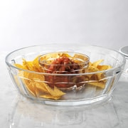 Home Essentials and Beyond Maison Chip and Dip Platter