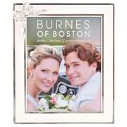 NielsenBainbridge Burnes of Boston Clarissa Wedding Bow Picture Frame