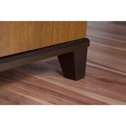 Bush Furniture Achieve Bookcase, Warm Oak (PR67365)