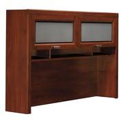 Bush Furniture Tuxedo Hutch, Hansen Cherry (WC21431)