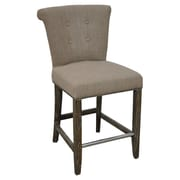 Kosas Home Lily 24'' Bar Stool