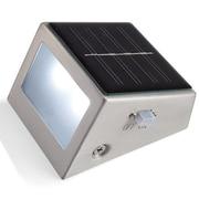 Pomegranate Solutions Solar 2-Light LED Step Lighting
