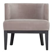 Offex Arris Side Chair; Pumice